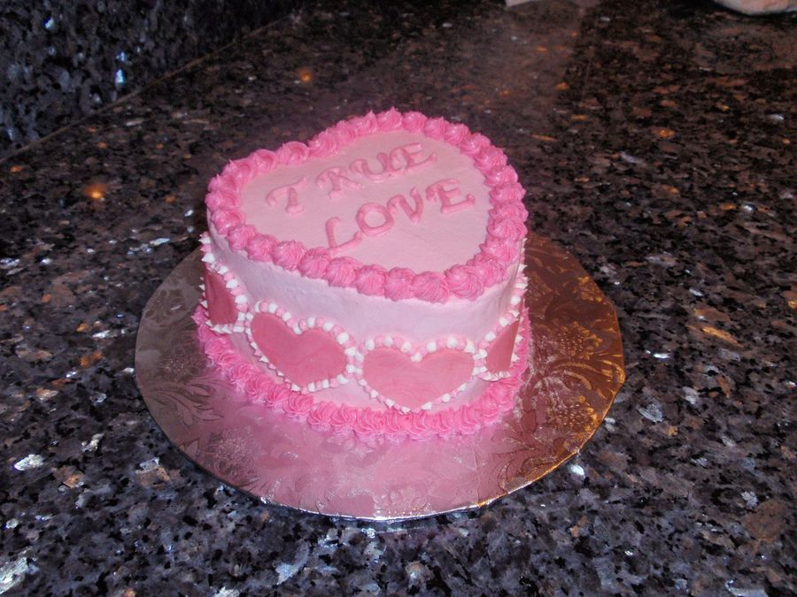 Happy Valentines Day! on Cake Central