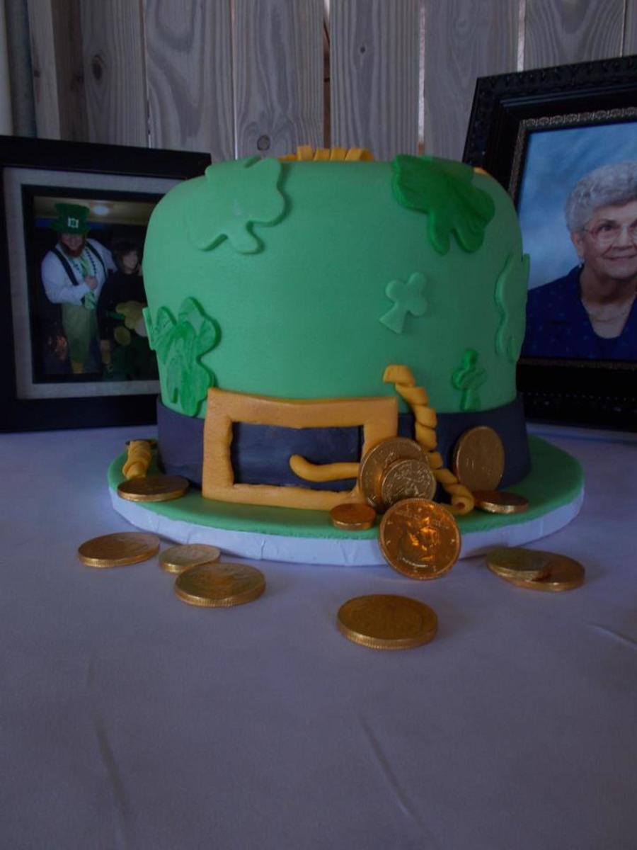 Irish Groom on Cake Central