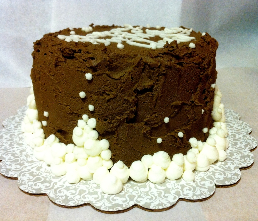 root beer float cake root float cake cakecentral 7110