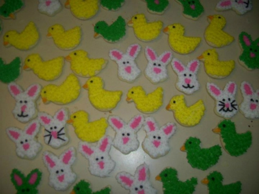 Easter on Cake Central