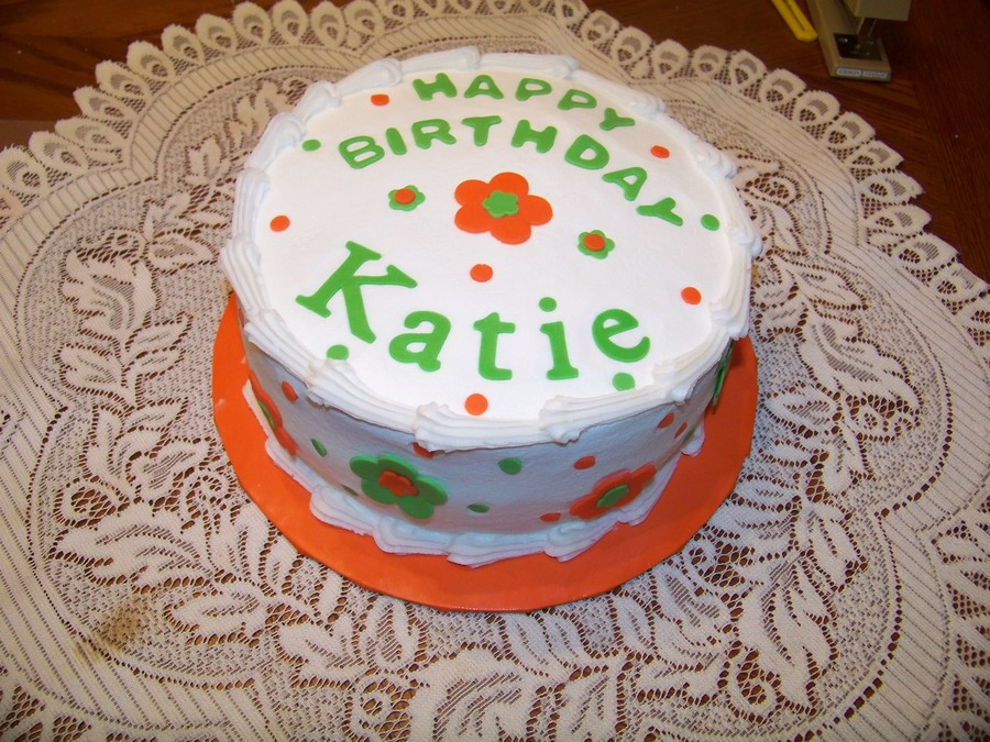 Happy Birthday Katie Cakecentral