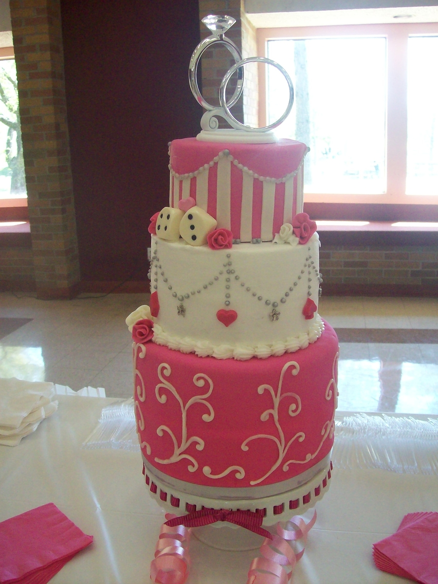 Lotsa Pink on Cake Central