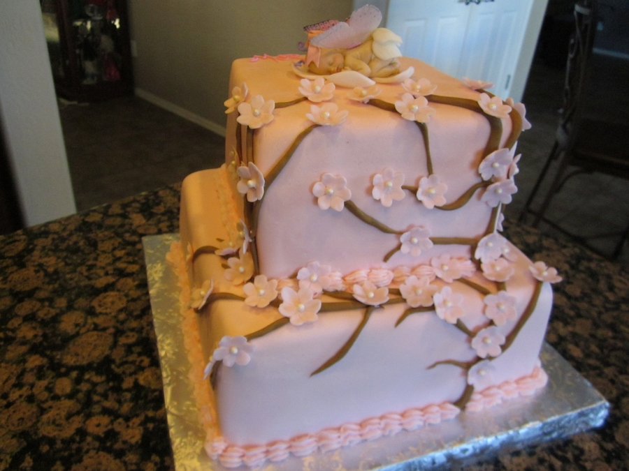 """pink""  on Cake Central"