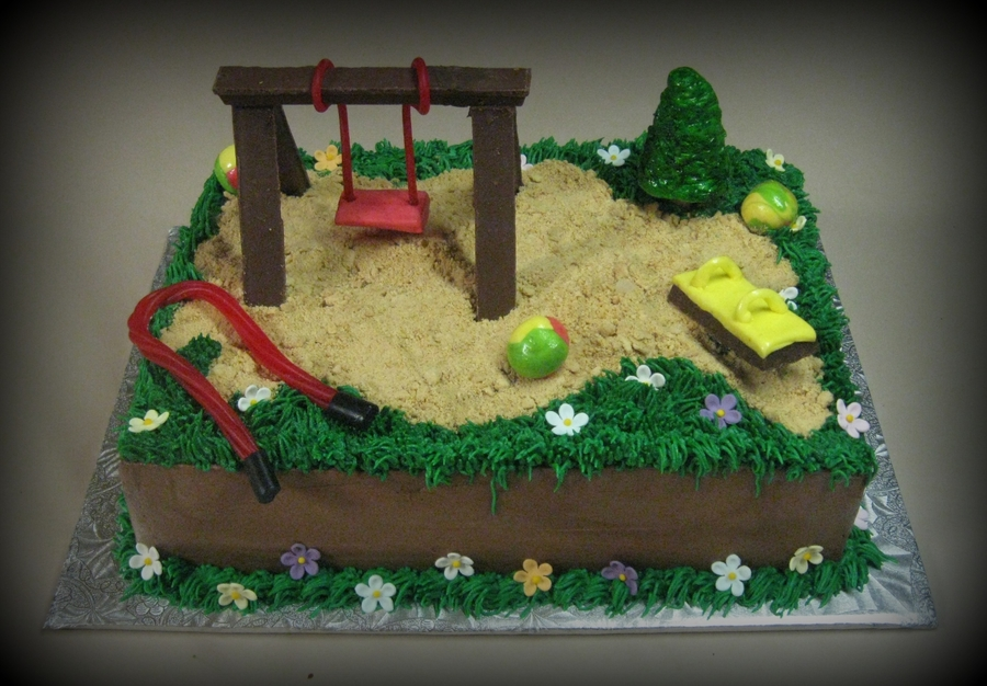 Edible Playground Cakecentral