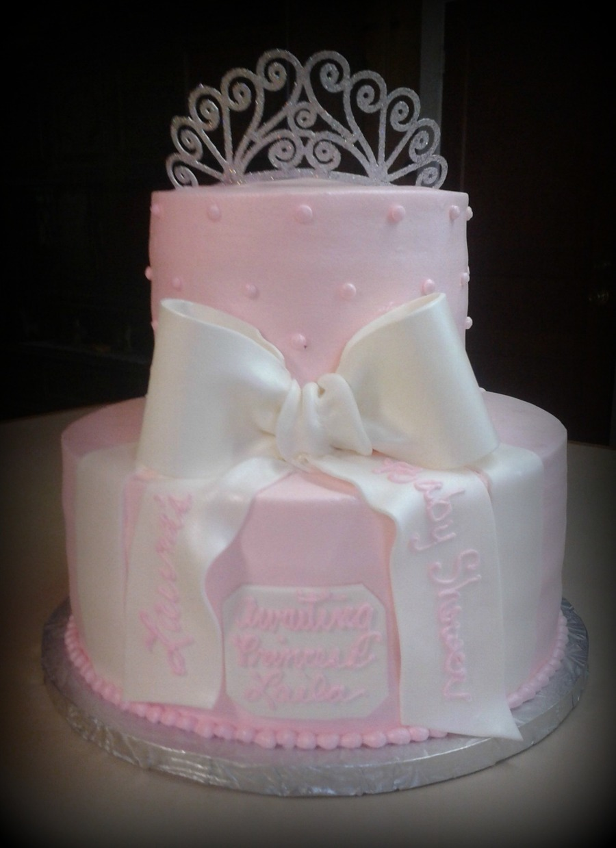 princess baby shower on cake central