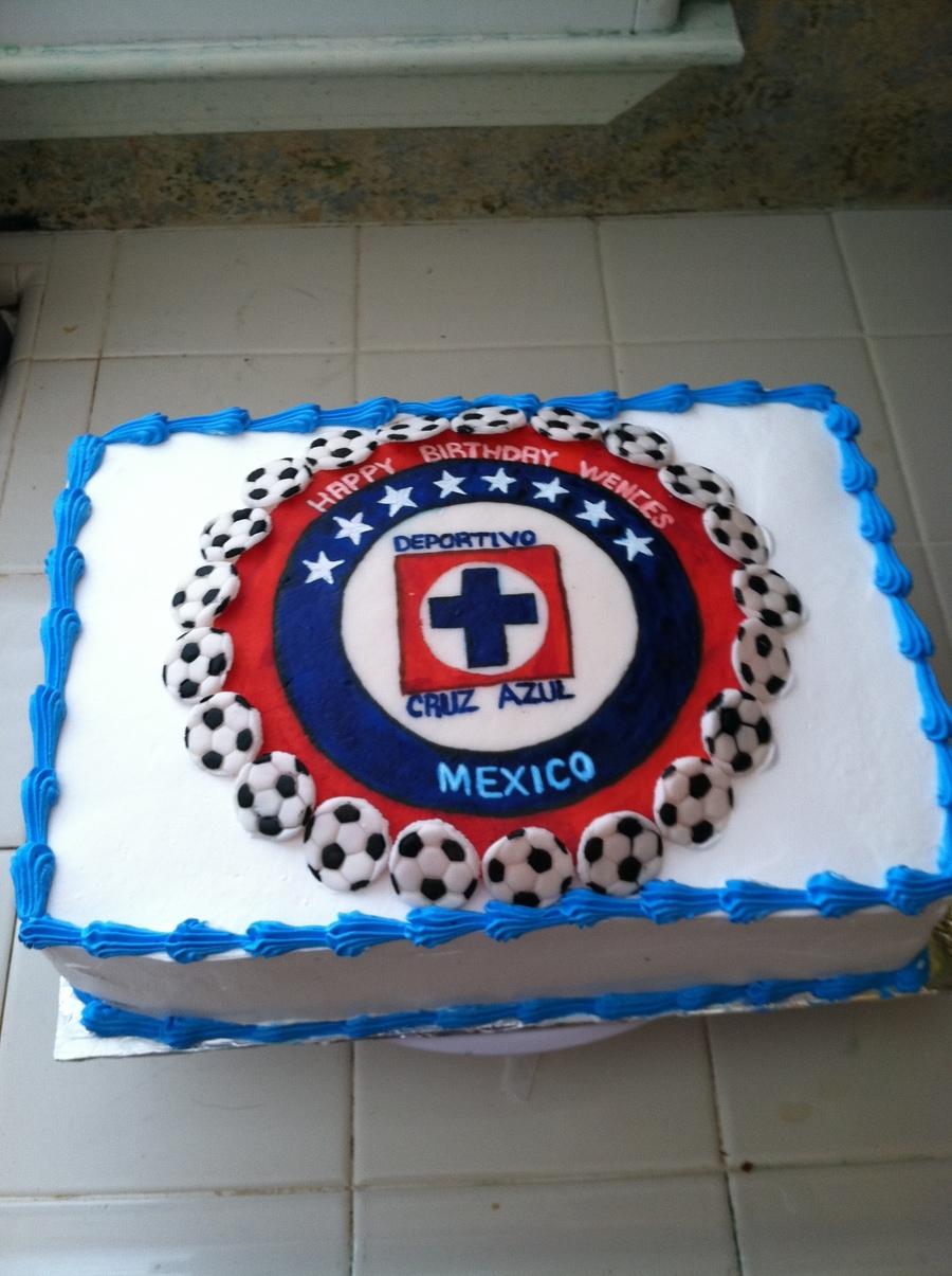 Cruz Azul Cakecentral Com
