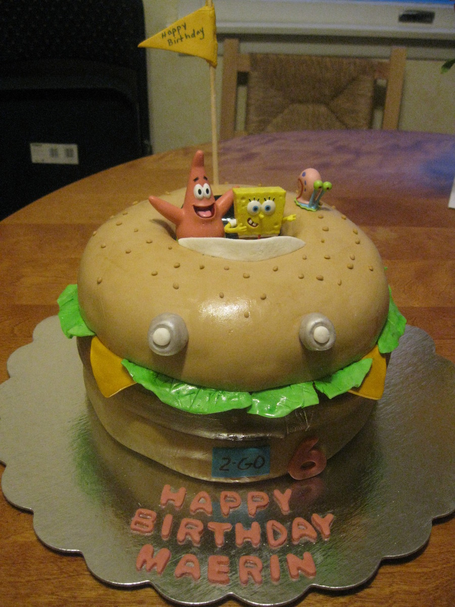 Crabby Mobile on Cake Central