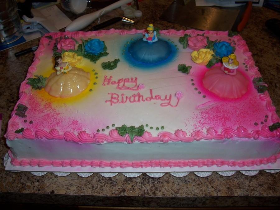 Disney Princess Cakecentral Com