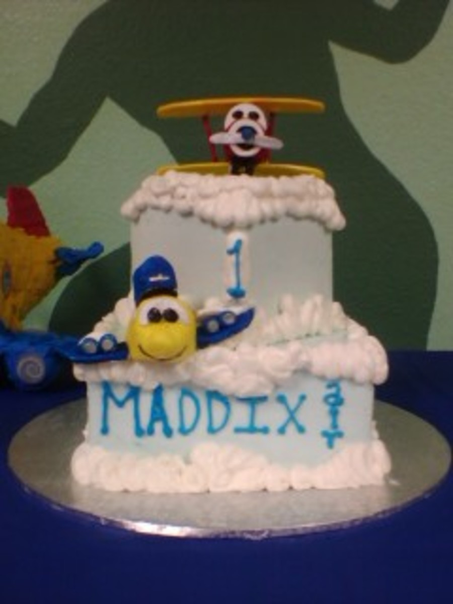 Maddix Air 1 on Cake Central