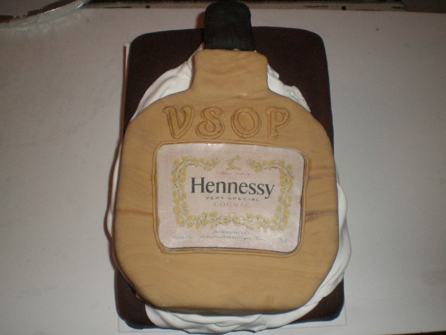 Hennessey Cake on Cake Central