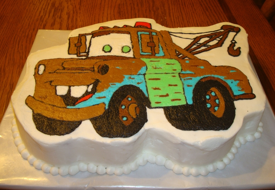 Marvelous Mater Birthday Cake Cakecentral Com Funny Birthday Cards Online Bapapcheapnameinfo