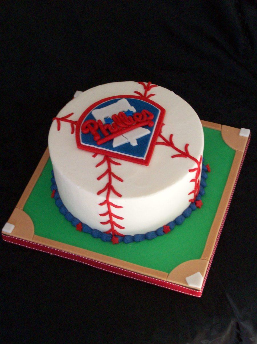Phillies Cake Cakecentral Com