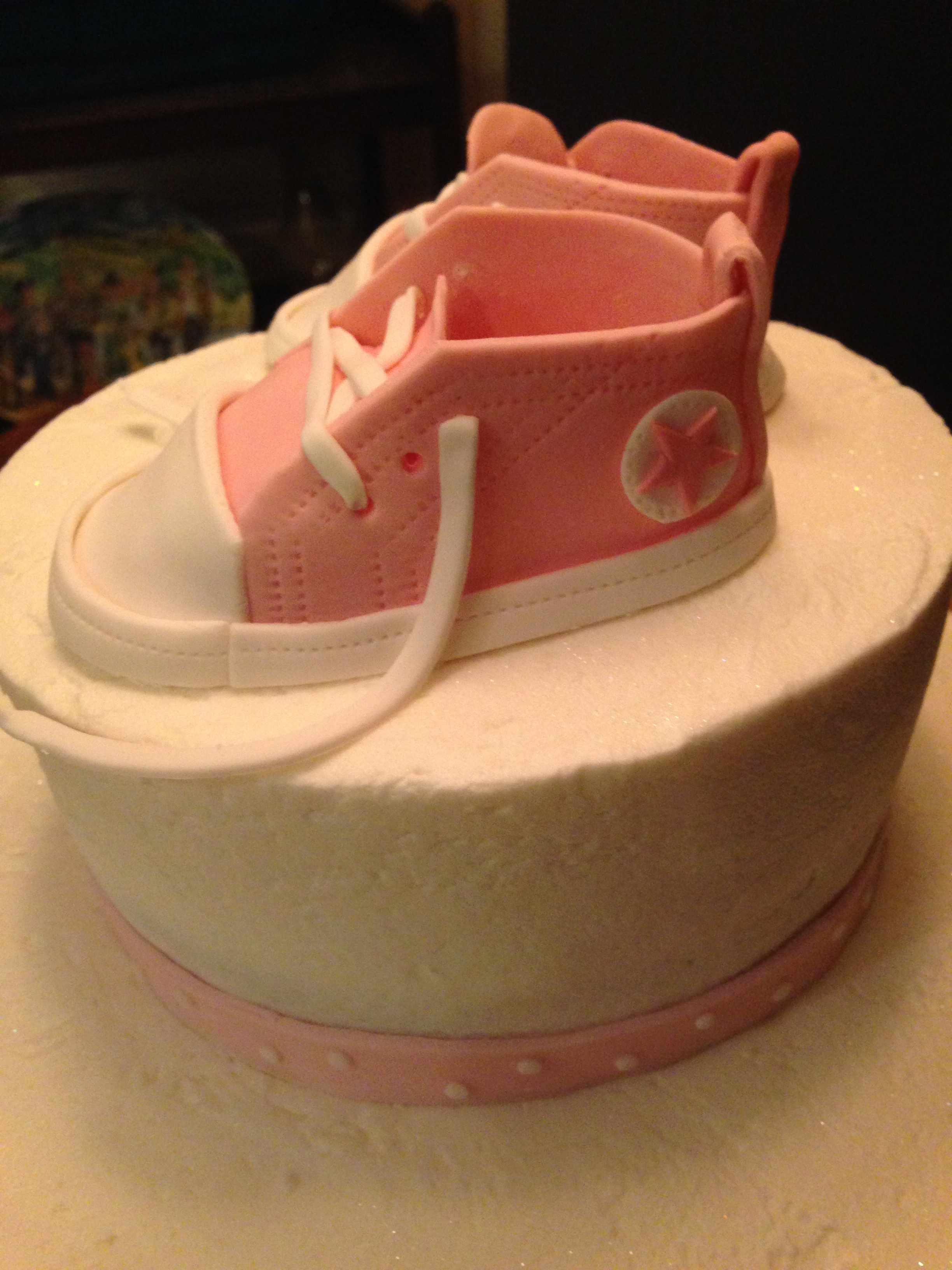 Baby Shoe Template Cake Central 1cb6008bc