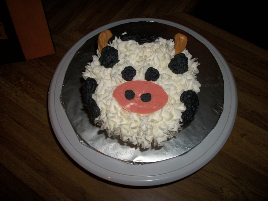 Cow Pie (Cake) on Cake Central