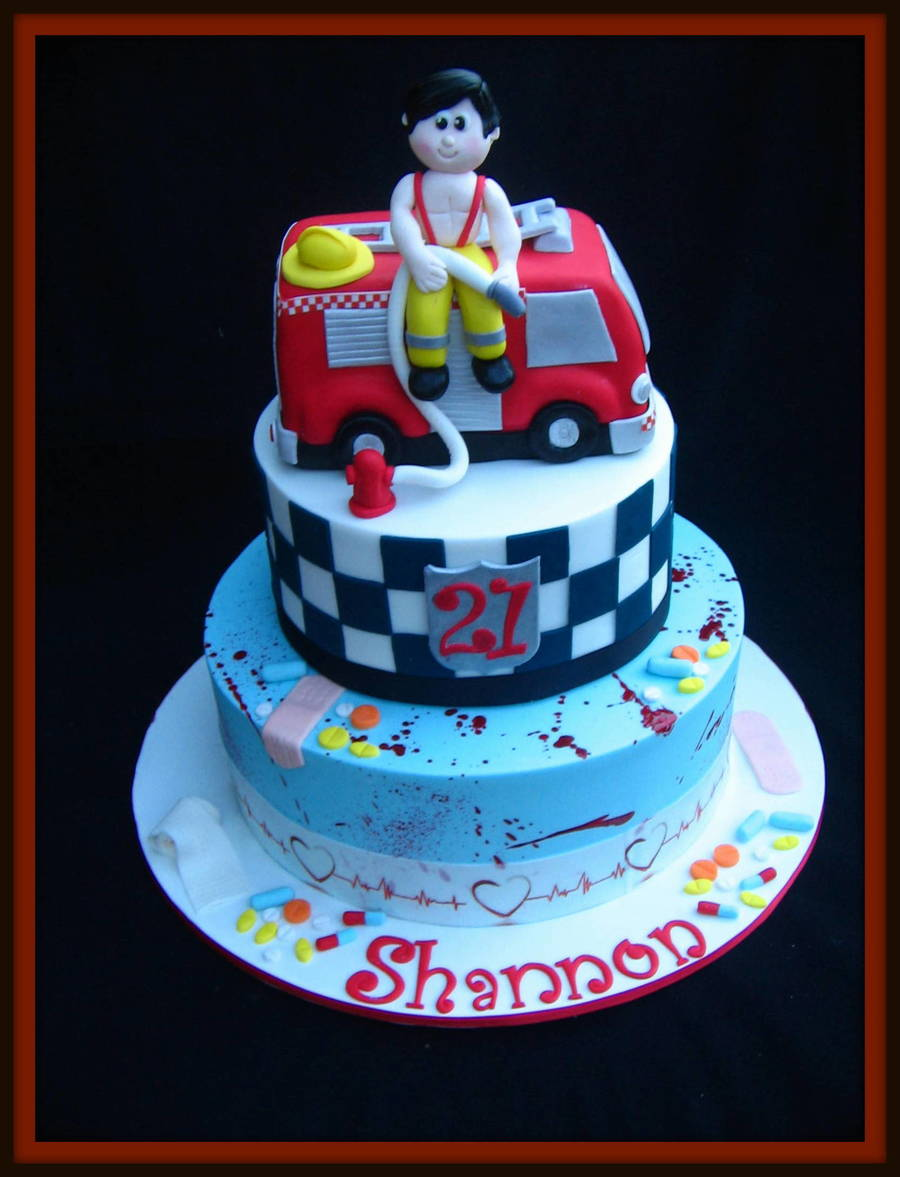 Covering All The Emergency Services Cakecentral