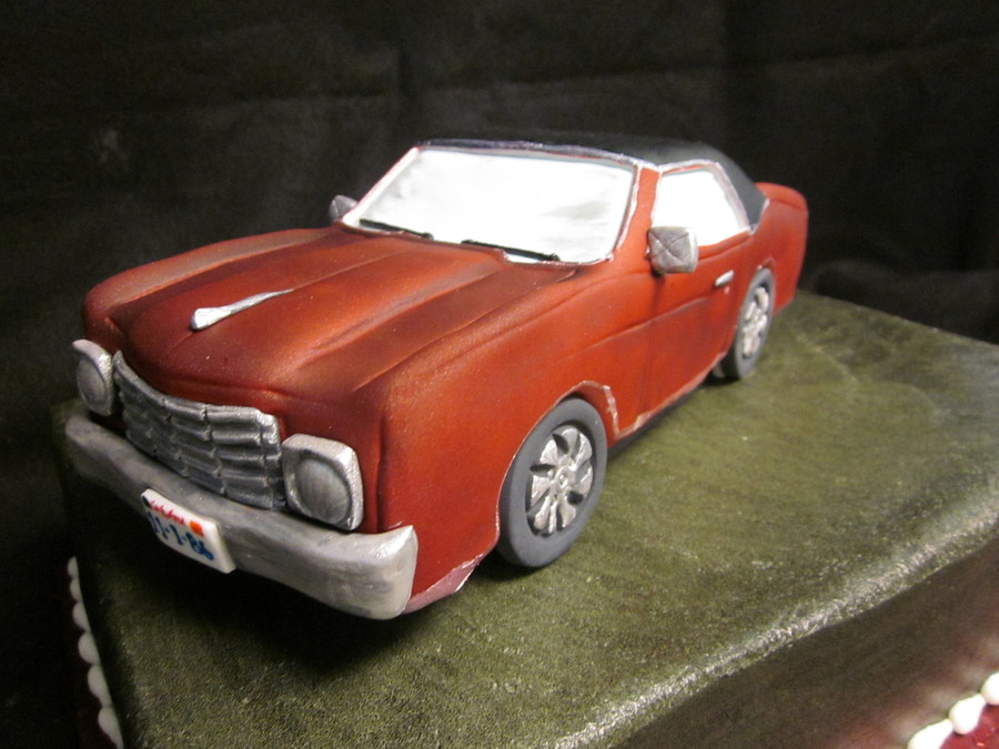'72 Monte Carlo on Cake Central
