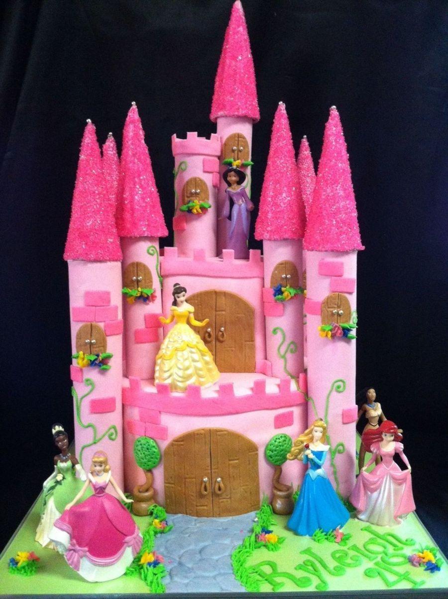 Goldilocks Disney Princess Birthday Cakes