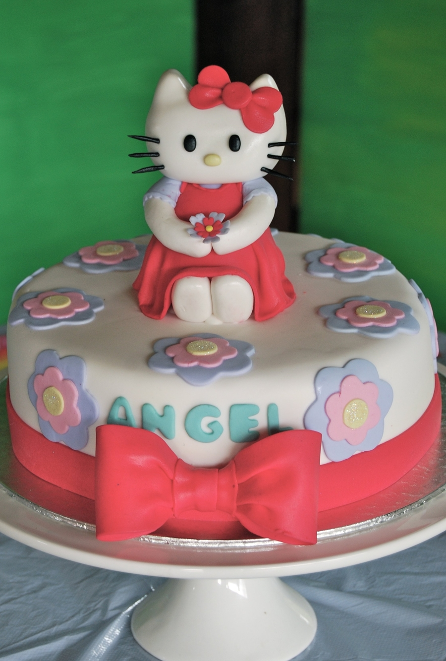 Hello Kitty on Cake Central