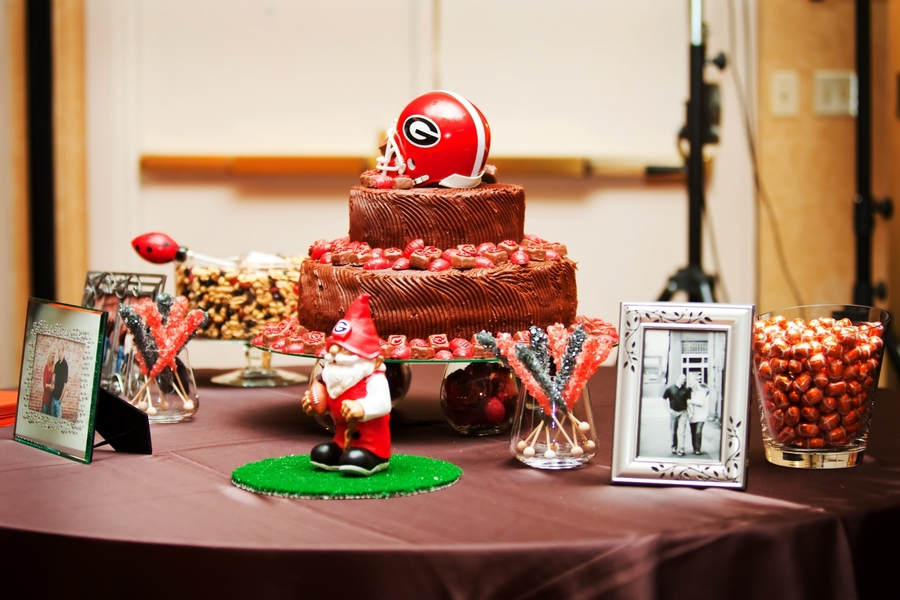 Georgia Groom's Cake on Cake Central