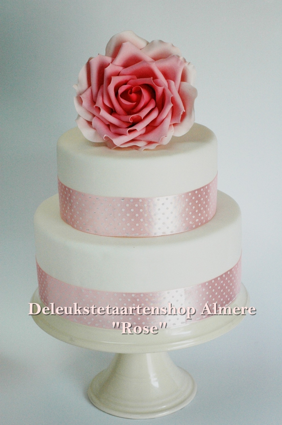 The Rose  on Cake Central