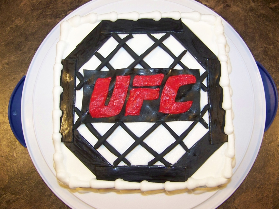 Ufc  on Cake Central