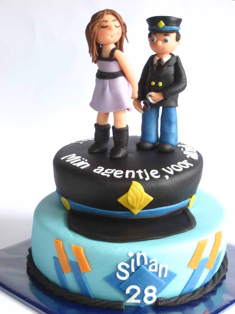 Police Lady Birthday Cake Related Keywords Suggestions