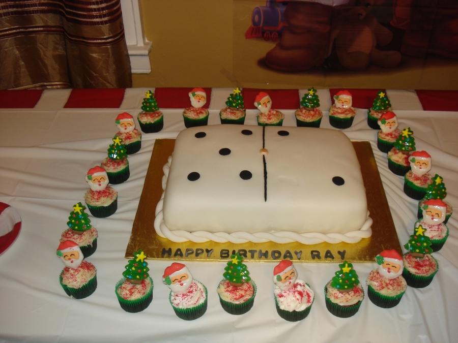 Domino Cake CakeCentralcom