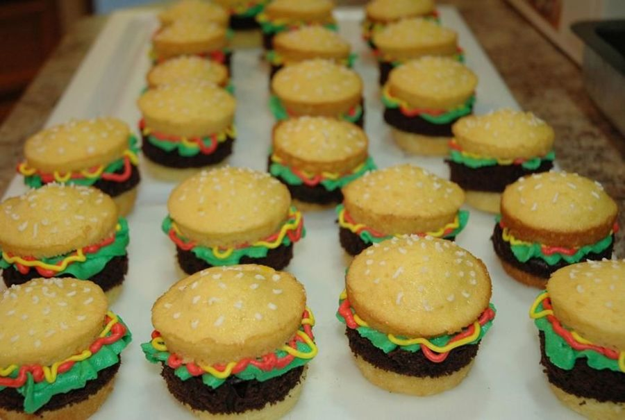 how to make mini burger patties