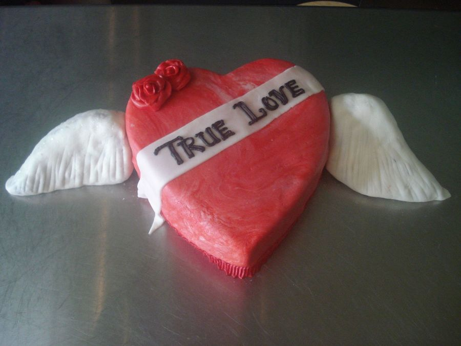 """true Love"" on Cake Central"