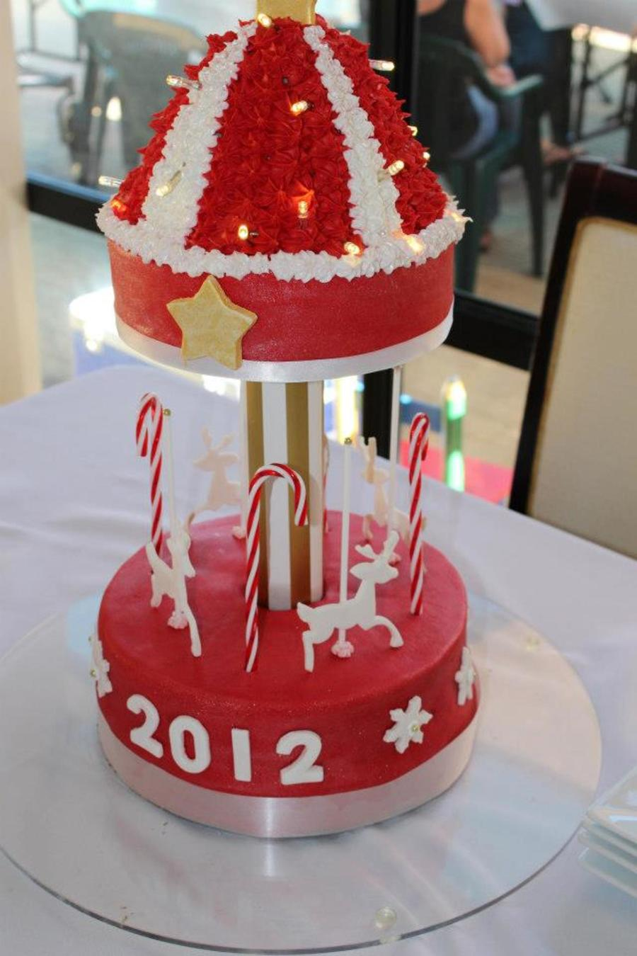 Christmas 2012 on Cake Central