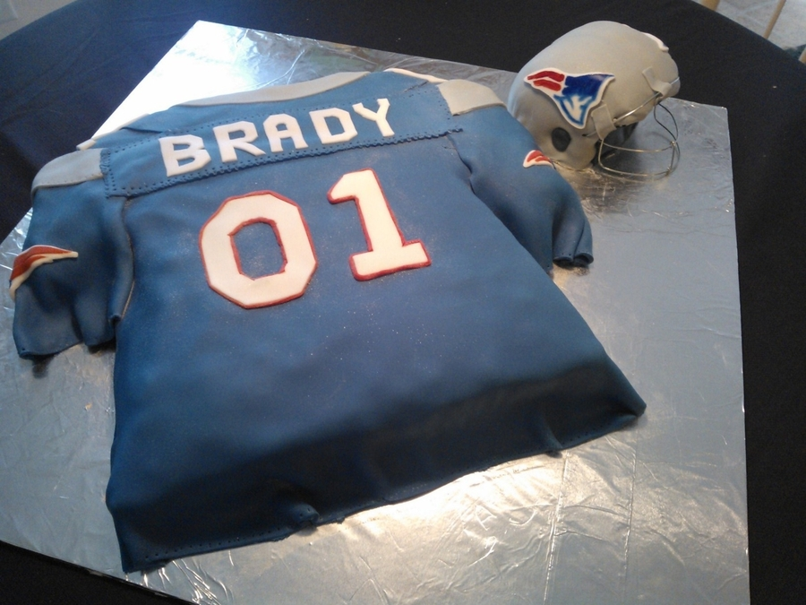 New England Patriots 1St Birthday on Cake Central