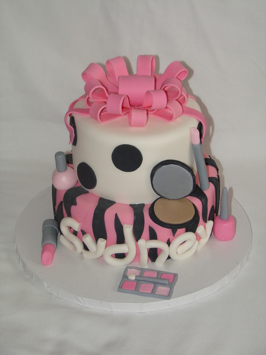 Beauty Cake on Cake Central