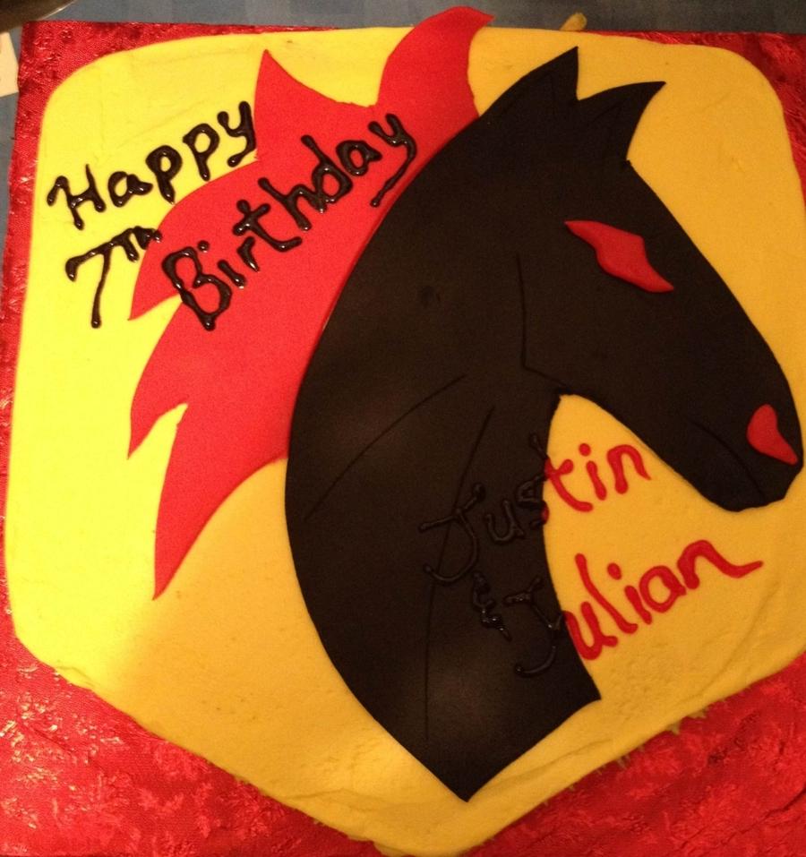 Peachy Medieval Birthday Cake Cakecentral Com Funny Birthday Cards Online Overcheapnameinfo