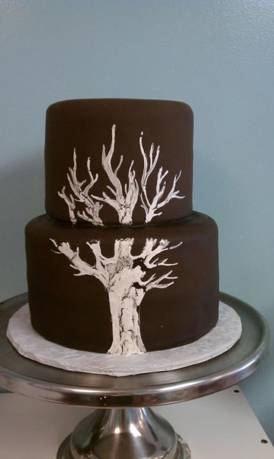 images of wedding cake tree tree themed wedding cake cakecentral 16382