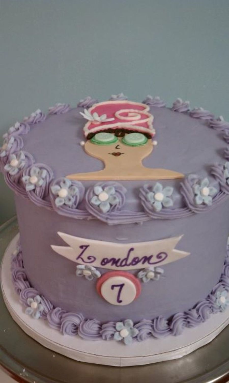 Enjoyable Spa Themed Birthday Cake Cakecentral Com Personalised Birthday Cards Xaembasilily Jamesorg