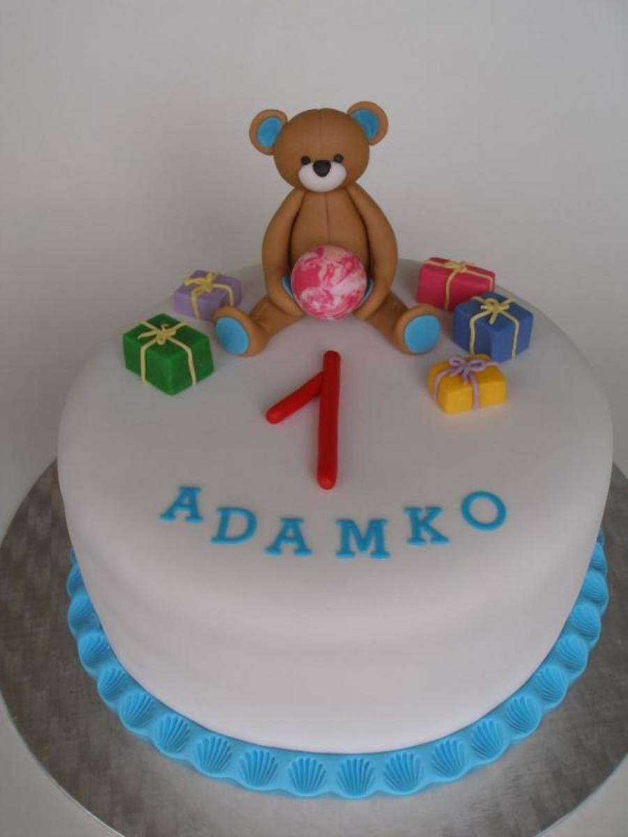 Teddybear Birthday on Cake Central