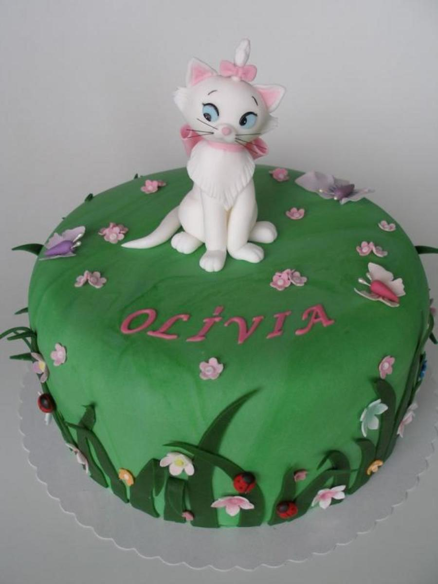 Aristocat - Mary on Cake Central
