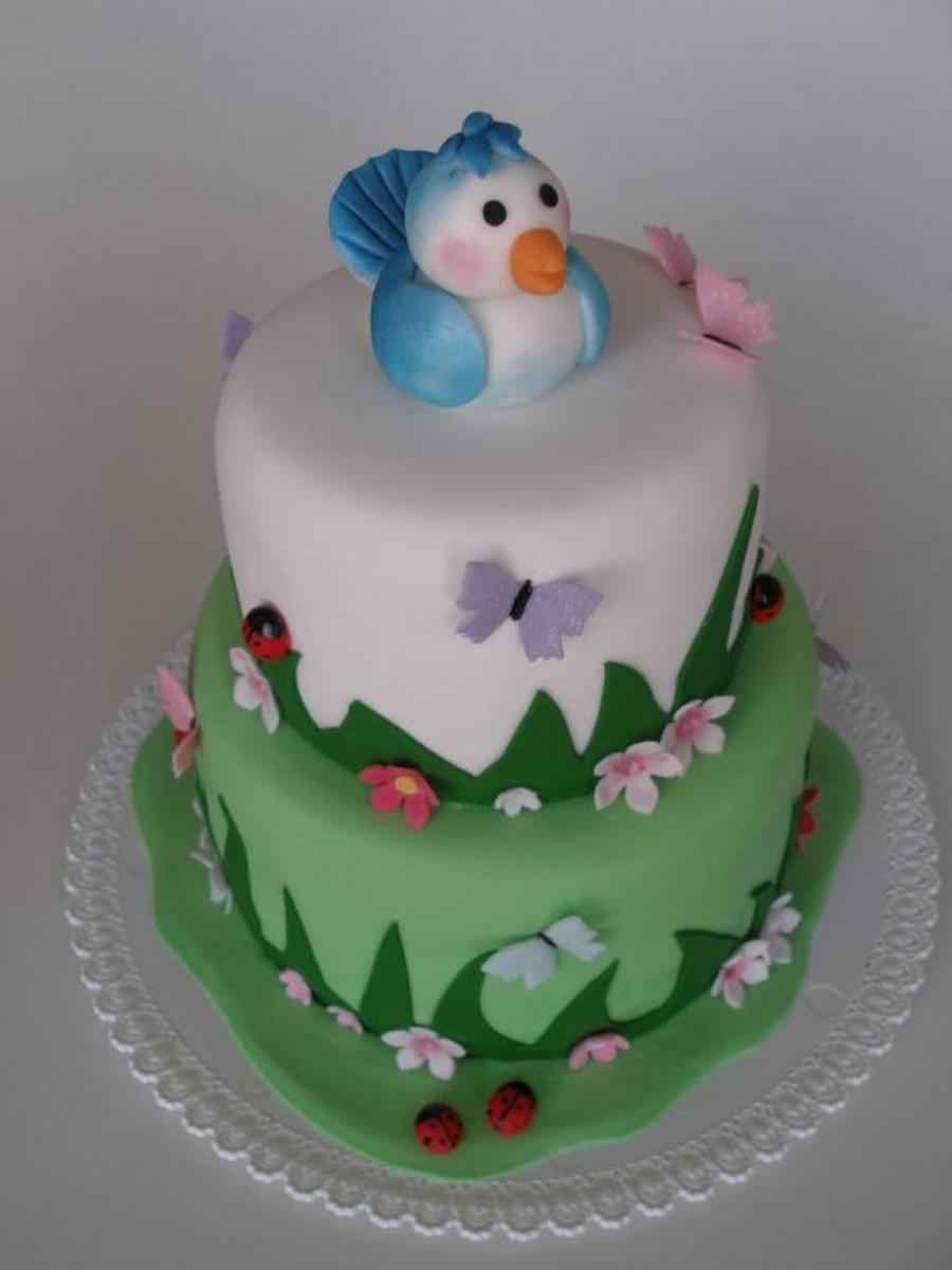 Little Birdie on Cake Central
