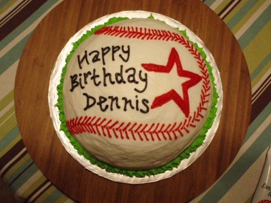 Houston Astros On Cake Central