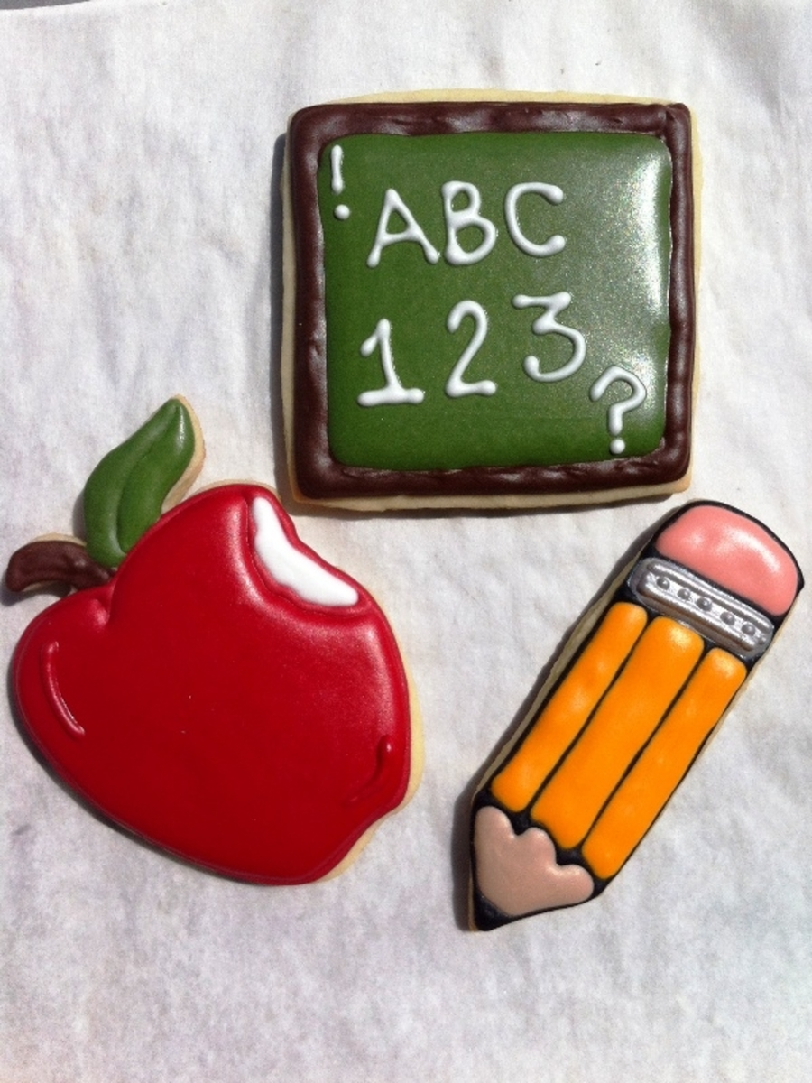Back To School on Cake Central
