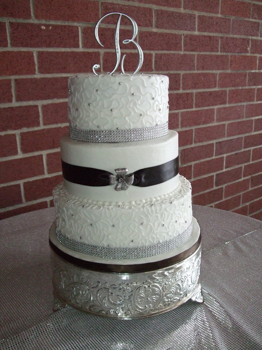 Cornelli Lace Wedding on Cake Central