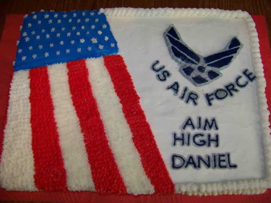Air Force Cake Cakecentral Com