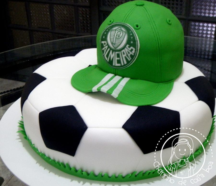 Palmeiras (Brazilian Soccer Team) on Cake Central