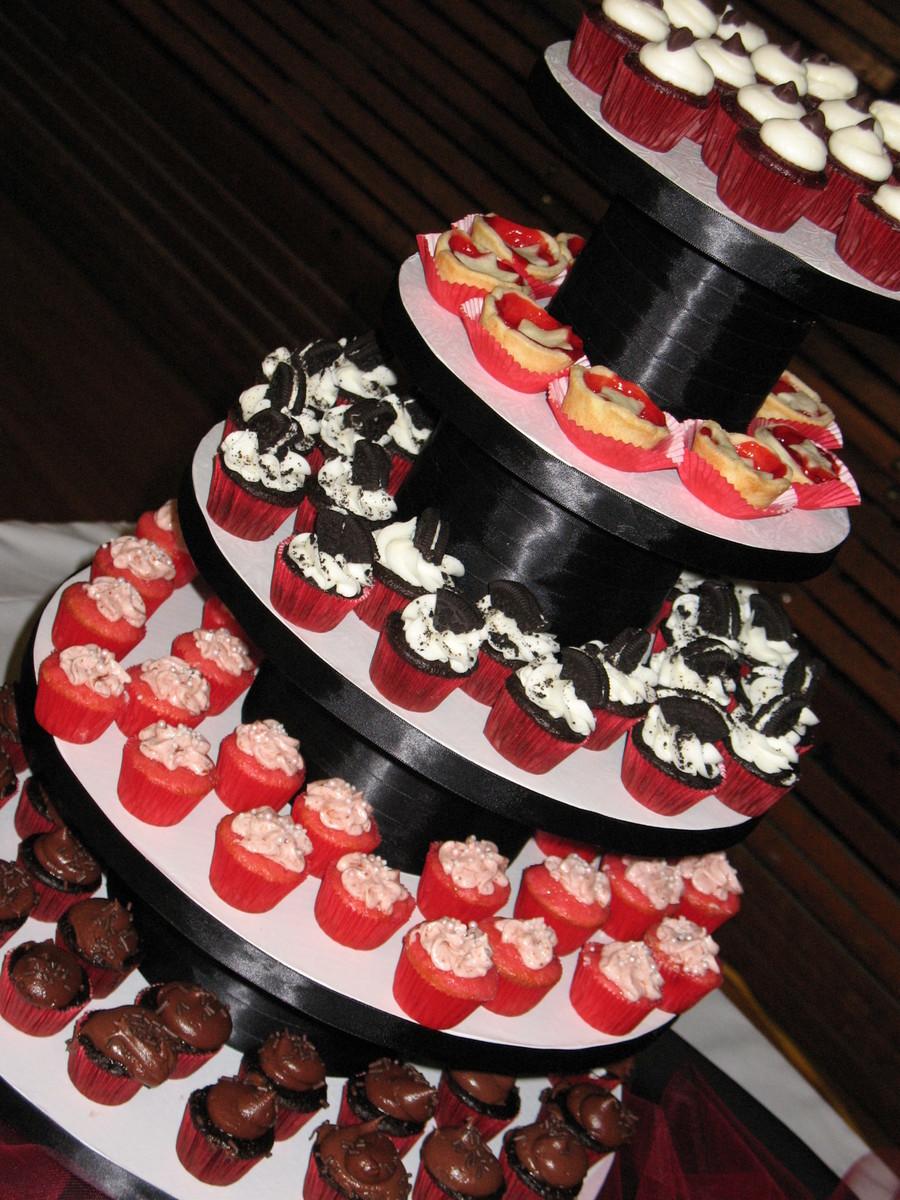 Mini Cupcake Display Cakecentral Com