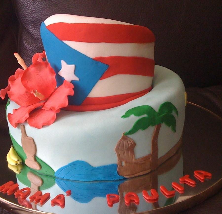 Puerto Rico Birthday Cake Recipes