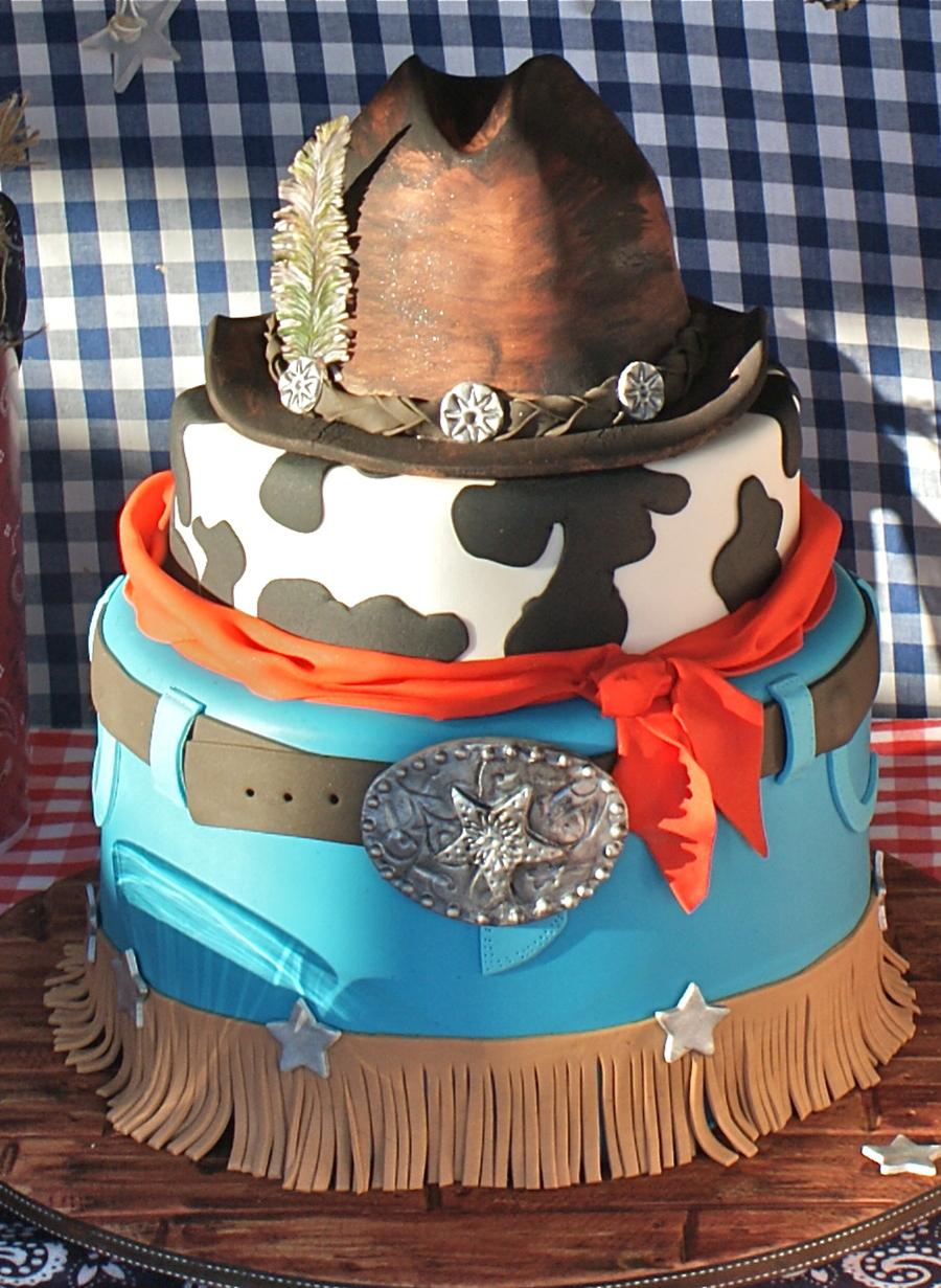Hoedown Cake Cakecentral Com