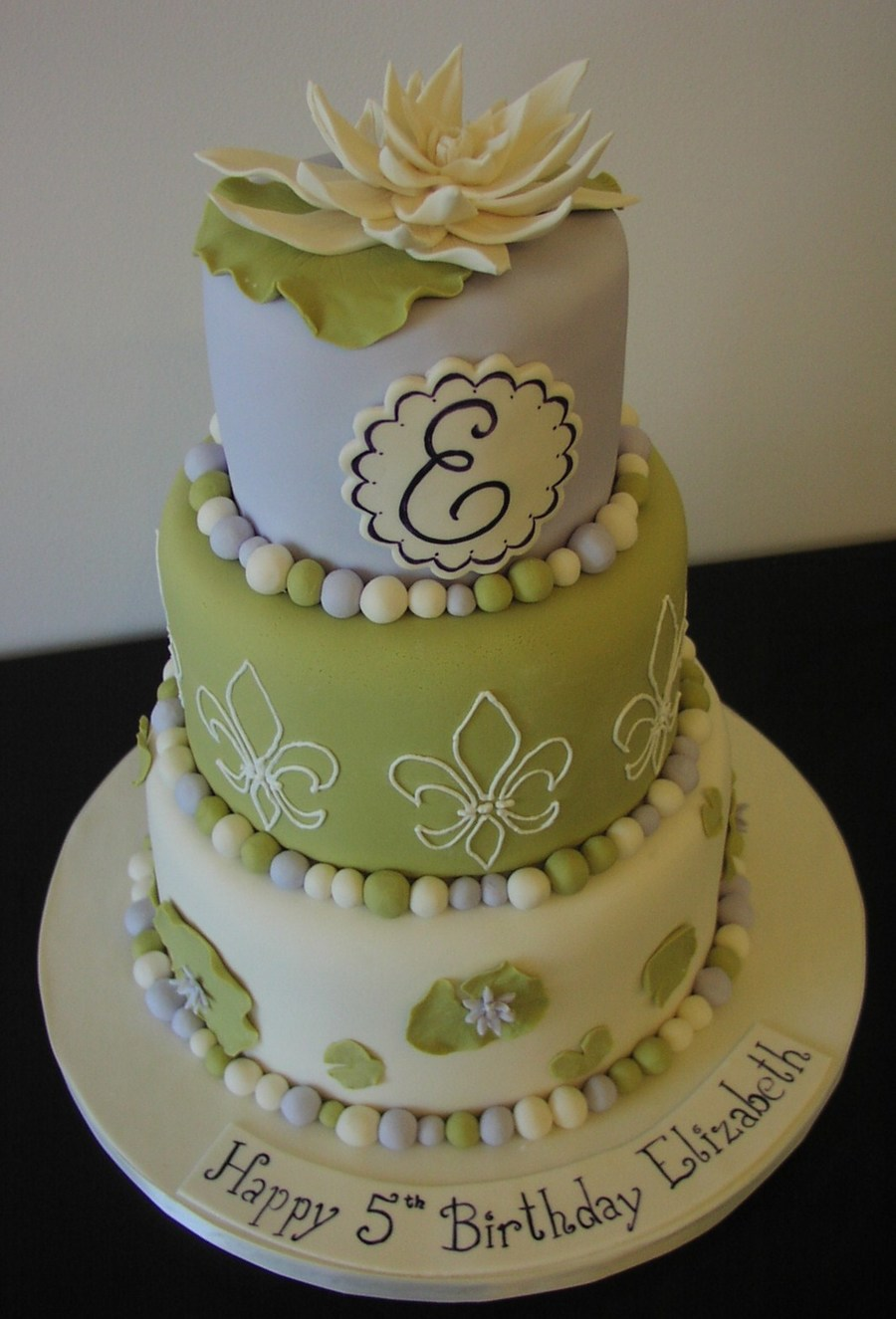 Elegant Princess And The Frog on Cake Central