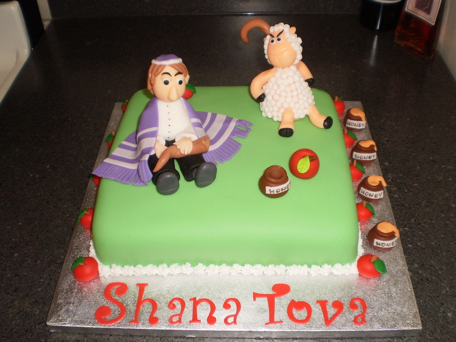 Shana Tova! on Cake Central