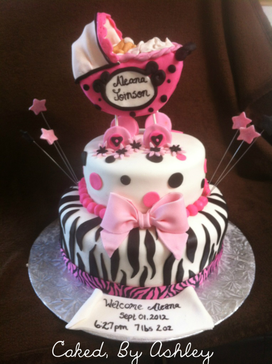 Tasha Baby Cake Fix on Cake Central