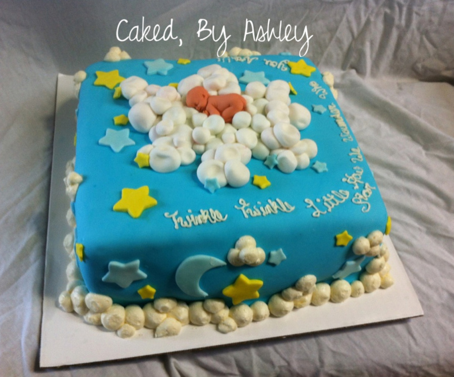 Twinkle Little Star 2 on Cake Central